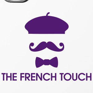 The French Touch Coques pour portable et tablette - Coque rigide iPhone 4/4s