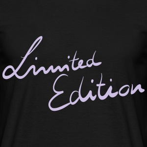 limited edition T-shirts - Herre-T-shirt