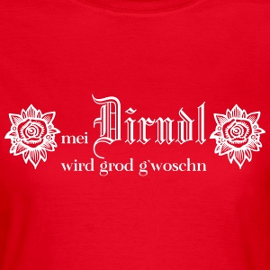 Dirndl T-Shirts - Frauen T-Shirt