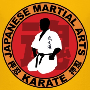 karate - Teenage Premium T-Shirt