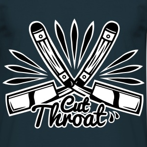 Cut Throat T-Shirts - Men's T-Shirt