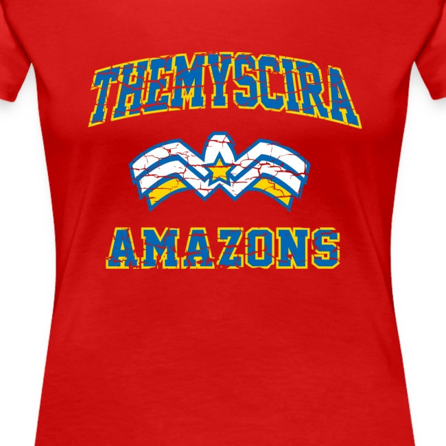 Themyscira Amazons - Inspired by Wonder Woman