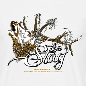 the_stag T-Shirts - Men's T-Shirt