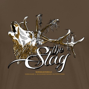 the_stag T-Shirts - Men's Premium T-Shirt