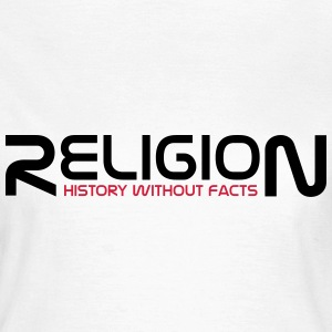 religion Tee shirts - T-shirt Femme