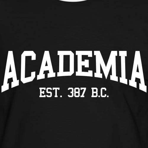Academia - EST. 387 B.C.