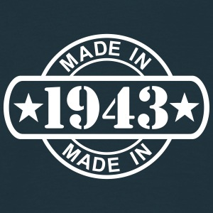 Made in 1943 Tee shirts - T-shirt Homme