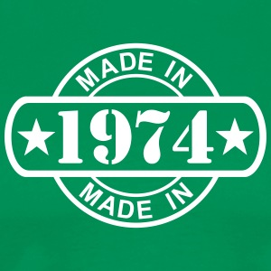 Made in 1974 Tee shirts - T-shirt Premium Homme