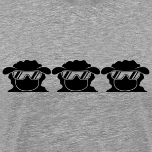 Cool Sheeps Camisetas - Camiseta premium hombre