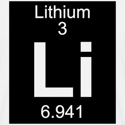 Lithium (Li) (element 3)
