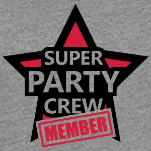 Super Star Party Crew Member T-shirts - Dame premium T-shirt