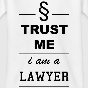 Trust me I´m a Lawyer 1c T-Shirts - Teenager T-Shirt