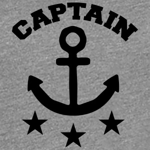 Captain T-shirts - Vrouwen Premium T-shirt