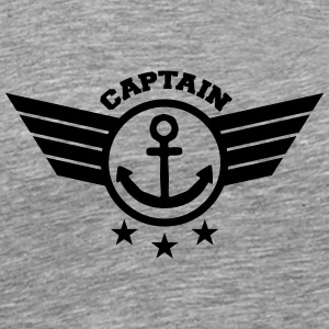 Anchor Captain T-Shirts - Men's Premium T-Shirt