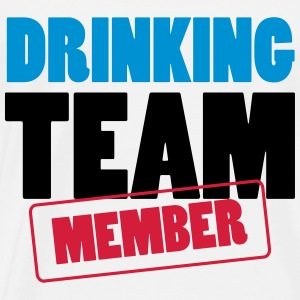 Drinking Team Member T-Shirts - Men's Premium T-Shirt