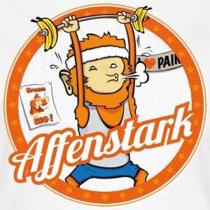 Affenstark T-Shirts - Frauen T-Shirt