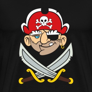 Pirate - T-shirt Premium Homme