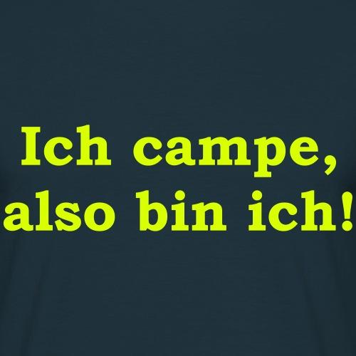 Ich campe - also bin ich!