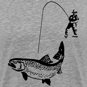 trout T-Shirts - Men's Premium T-Shirt