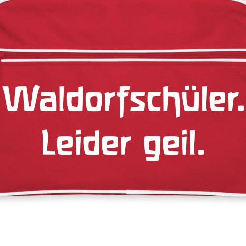 Waldorfschüler. Leider geil.