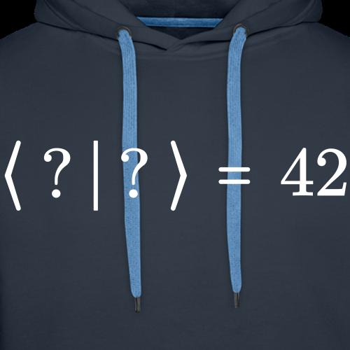 Best Quantum Joke Ever Bra Ket 42 Latex Thinkstuffs Science