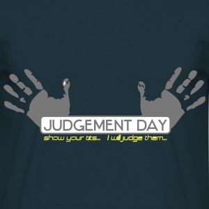 judgement day T-Shirts - Männer T-Shirt
