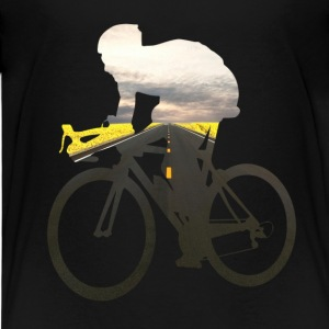 Cycling road cyclists 01 Shirts - Kids' Premium T-Shirt