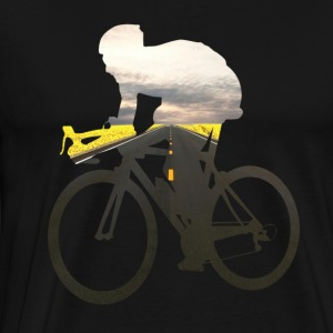 Cycling road cyclists 01 T-Shirts - Men's Premium T-Shirt