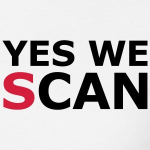 Yes we (s)can T-Shirts - Männer T-Shirt