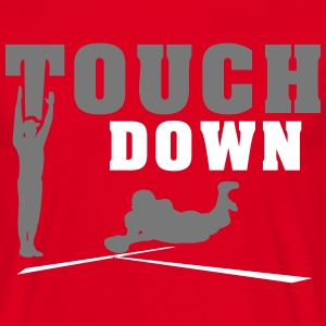 Touchdown Football T-shirts - Mannen T-shirt