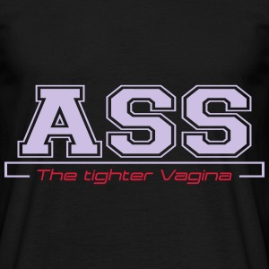 ass le resserrement du vagin Tee shirts - T-shirt Homme