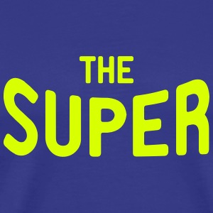 The Super - Men's Premium T-Shirt