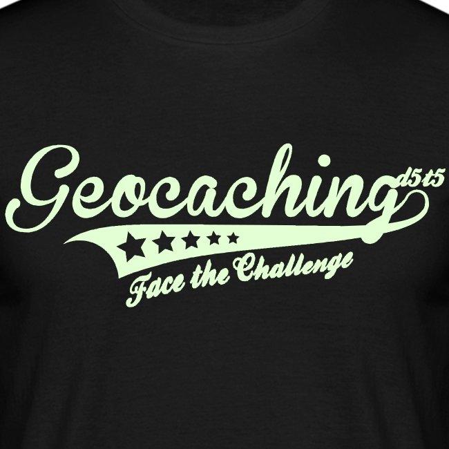 Geocaching - Face the Challenge (Leuchtet im Dunklen)