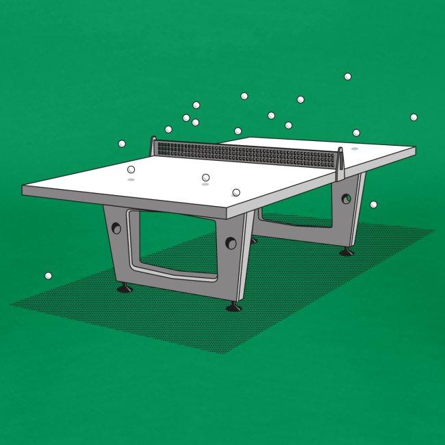 Women's Table Tennis