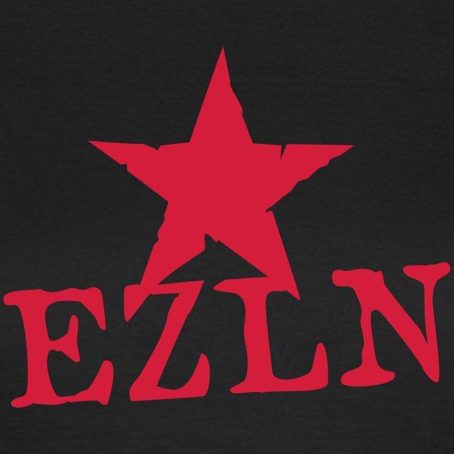 EZLN Red Star Woman's T-Shirt