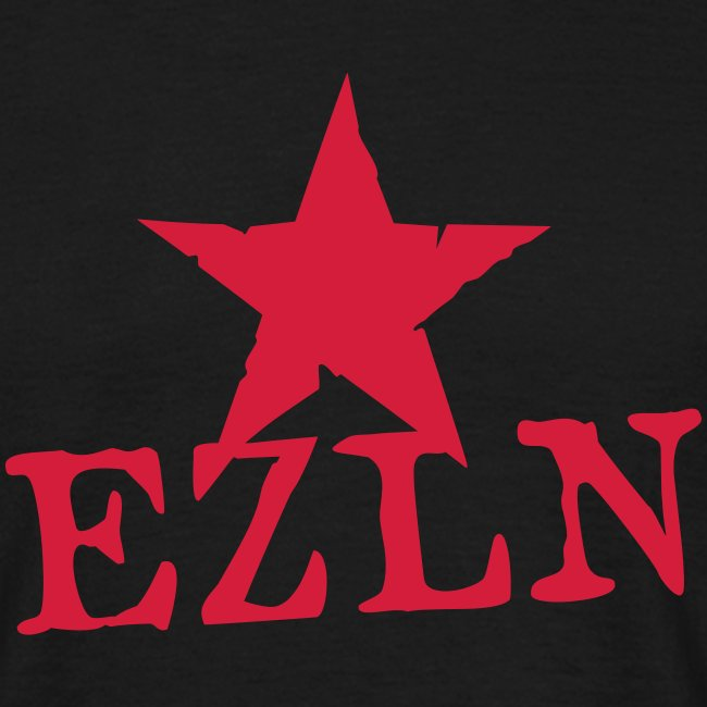 EZLN Red Star T-Shirt