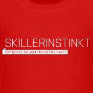 Design ~ Skillerinstinkt Kids' T-Shirt
