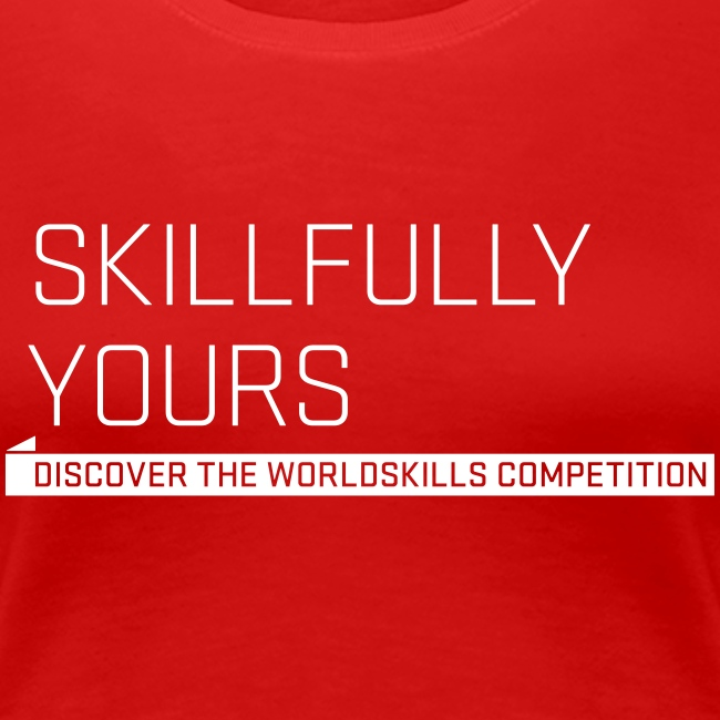 Skillfully Yours Women's T-Shirt