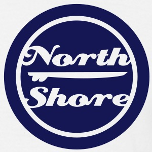 north shore Hawaii surfing T-Shirts - Men's T-Shirt