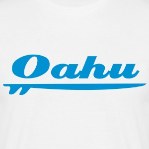 oahu surfing T-Shirts - Men's T-Shirt