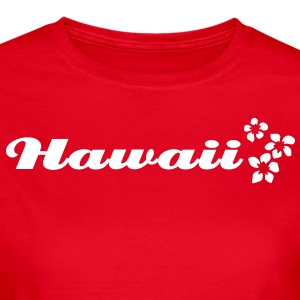 Hawaii flowers T-Shirts - Women's T-Shirt
