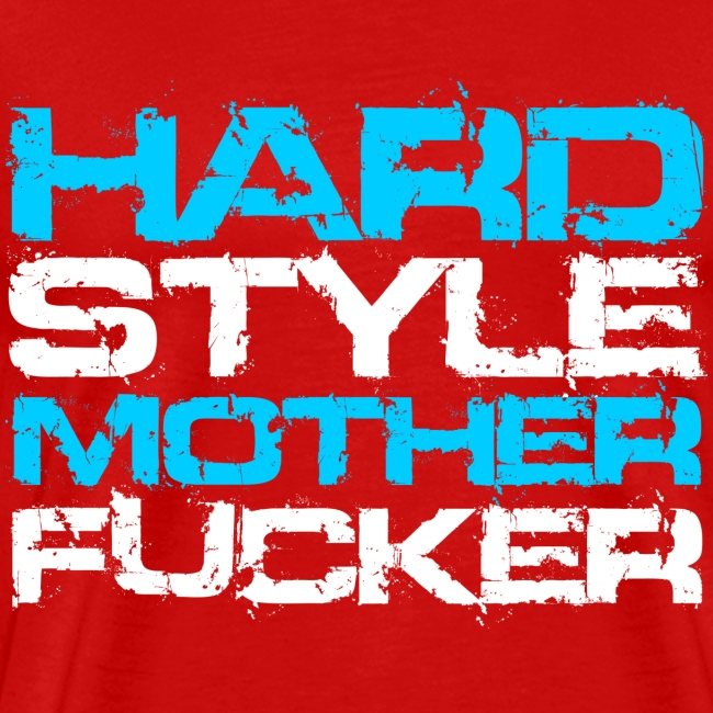 T-Shirt Cecel Hardstyle mother fucker