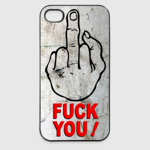 Fuck you - iPhone case - Coque rigide iPhone 4/4s