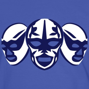 lucha libre masks T-Shirts - Men's Ringer Shirt
