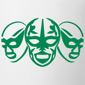 lucha libre masks Bottles & Mugs - Mug