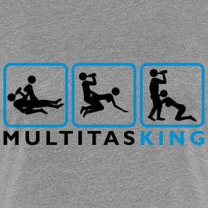 Multitasking Sex T-Shirts - Frauen Premium T-Shirt