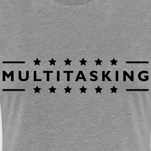 Multitasking T-Shirts - Frauen Premium T-Shirt