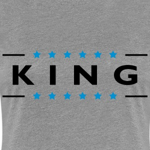 King T-Shirts - Women's Premium T-Shirt