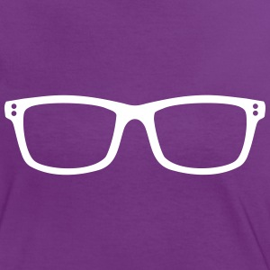 lunettes Tee shirts - T-shirt contraste Femme