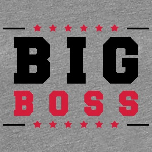 Big Boss T-shirts - Vrouwen Premium T-shirt